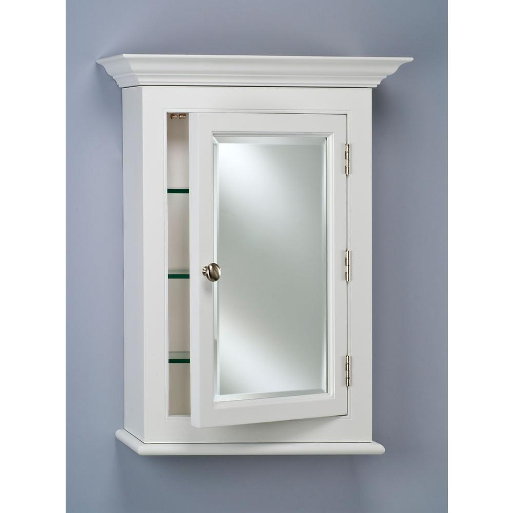 Wall Mounted Medicine Cabinet Mirror medicine cabinets surface mount white | general plumbing supply