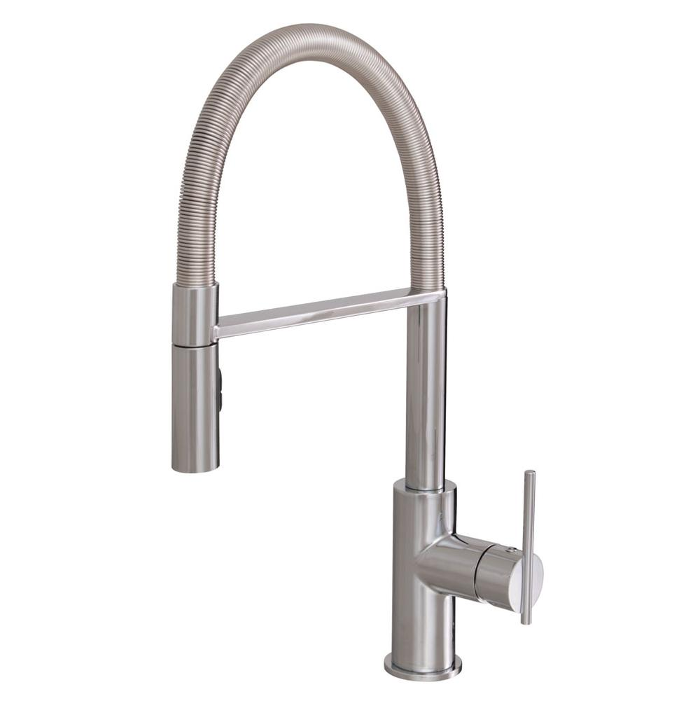 Kitchen Faucets Single Hole   General Plumbing Supply - Walnut ...