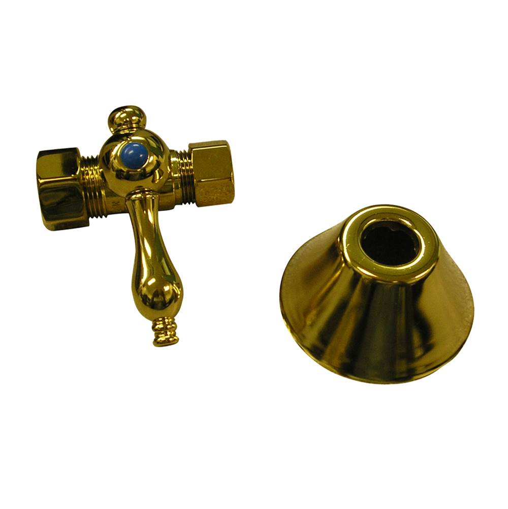 Barclay toilet parts brass tones general plumbing supply for Barclay plumbing