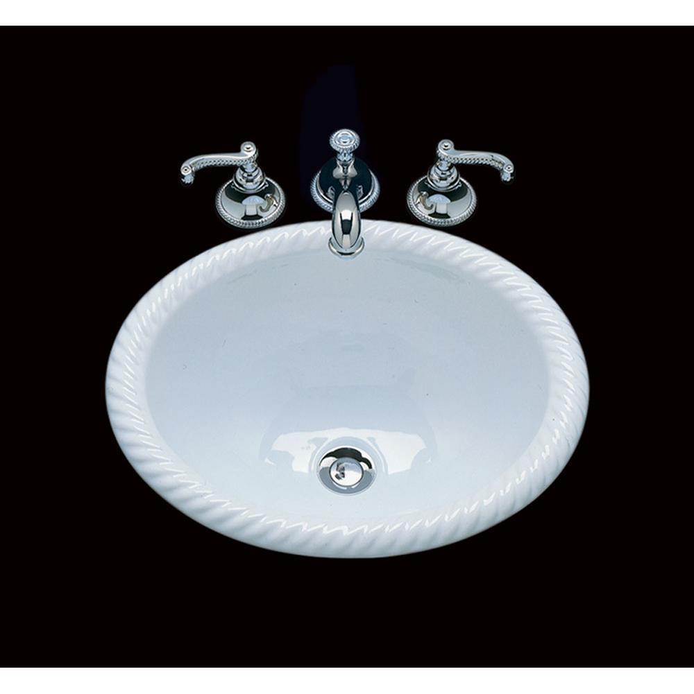 drop in sinks bathroom sinks | general plumbing supply - walnut