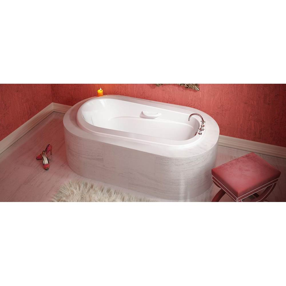 Bain Ultra AMMA OVAL 6638 at General Plumbing Supply Decorative ...