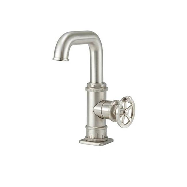California Faucets 8509w 1zb Sb At, Single Hole Faucet For Bathroom