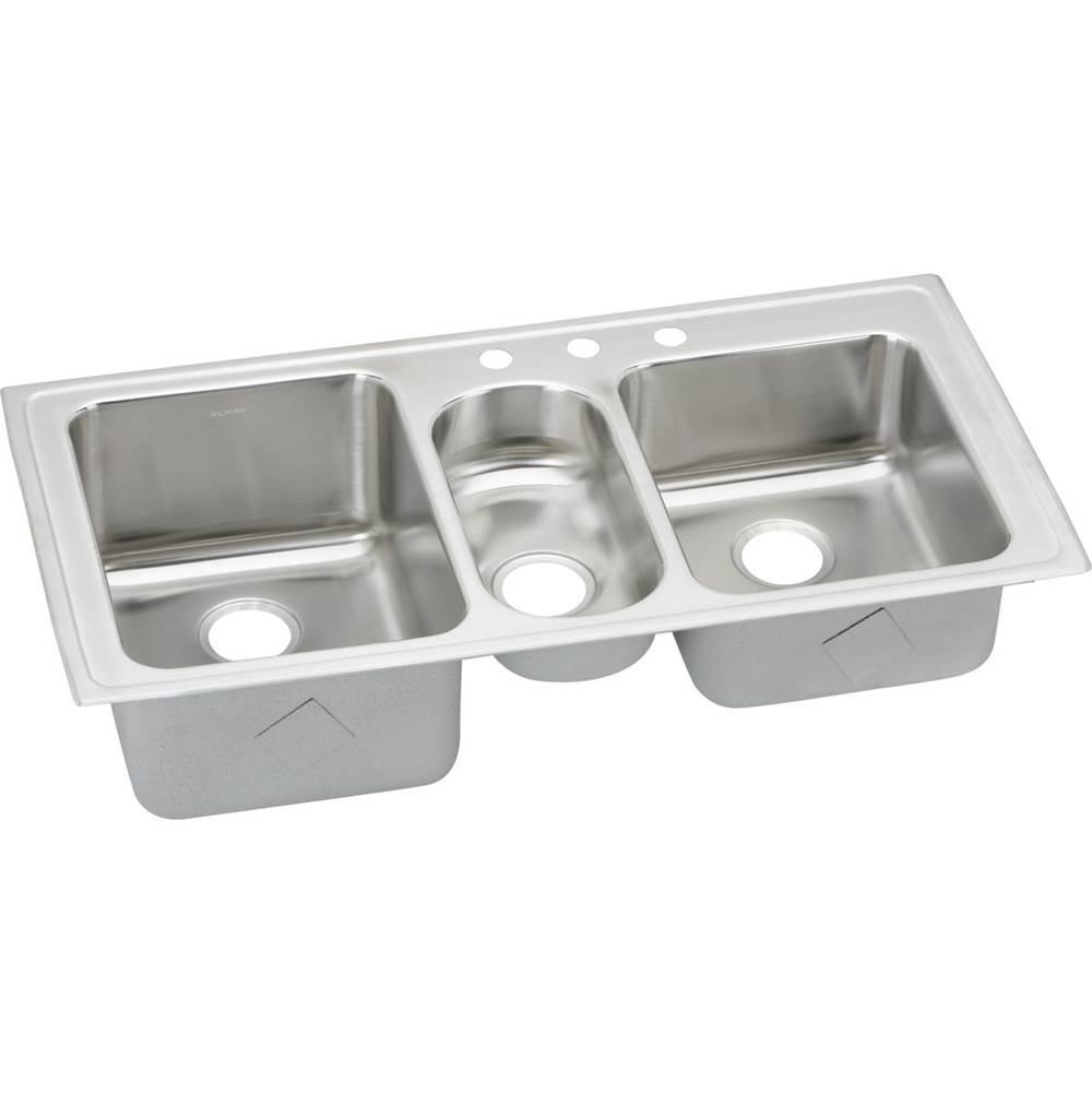 Kitchen Multi Basin Kitchen Sinks | General Plumbing Supply ...
