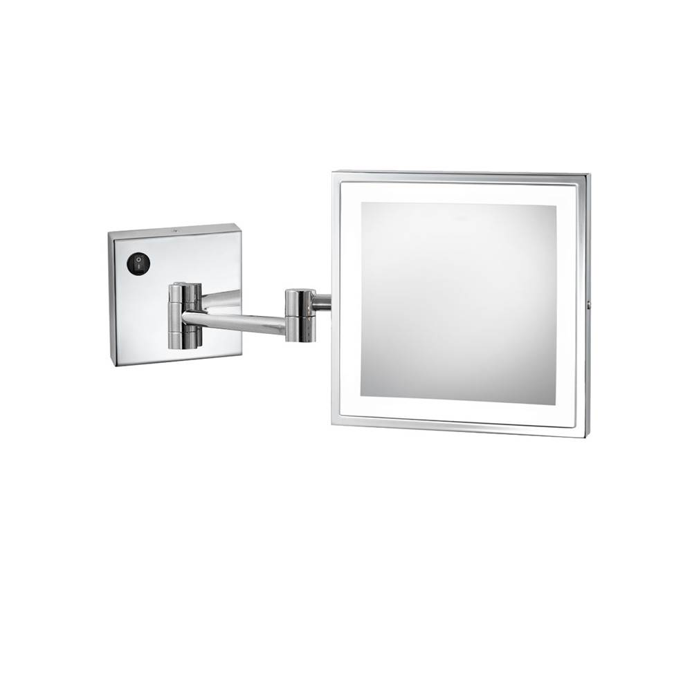Electric Mirror EMHL88SIL-CH at General Plumbing Supply Decorative ...
