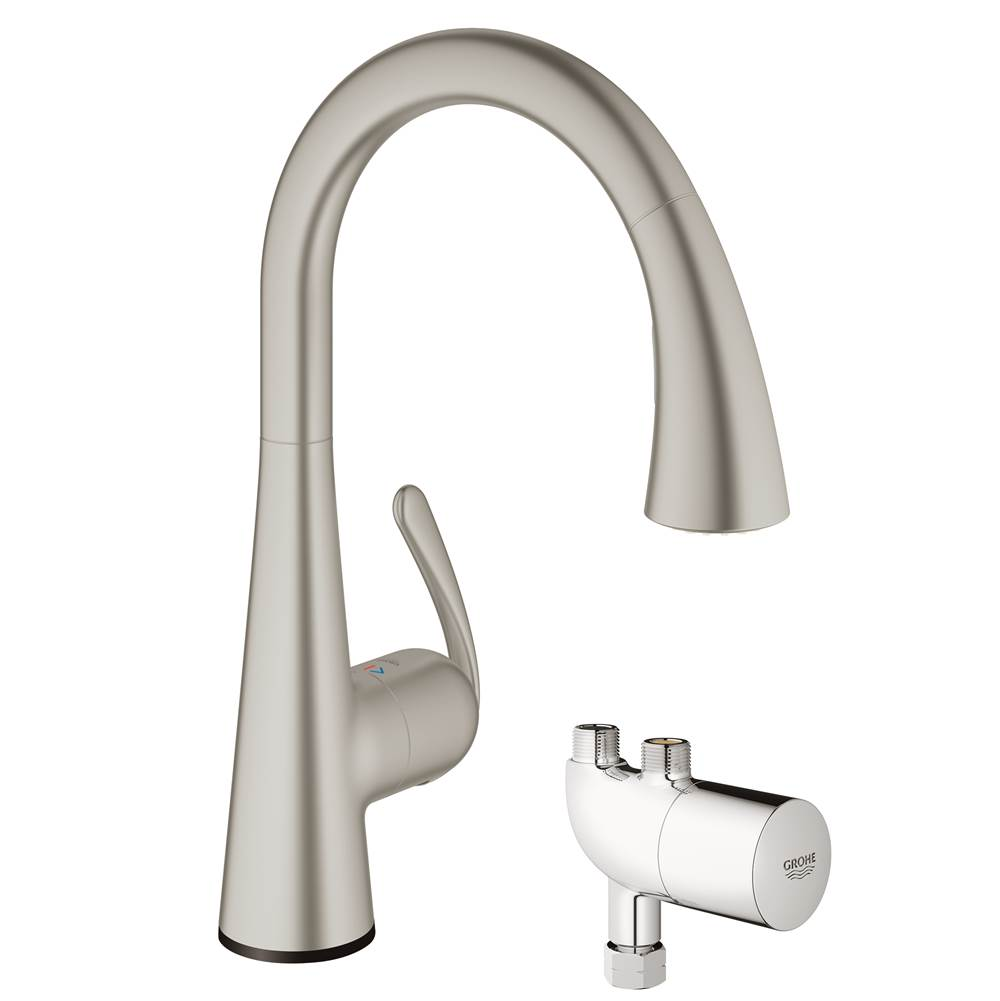 Grohe Kitchen Faucets | General Plumbing Supply - Walnut-Creek ...