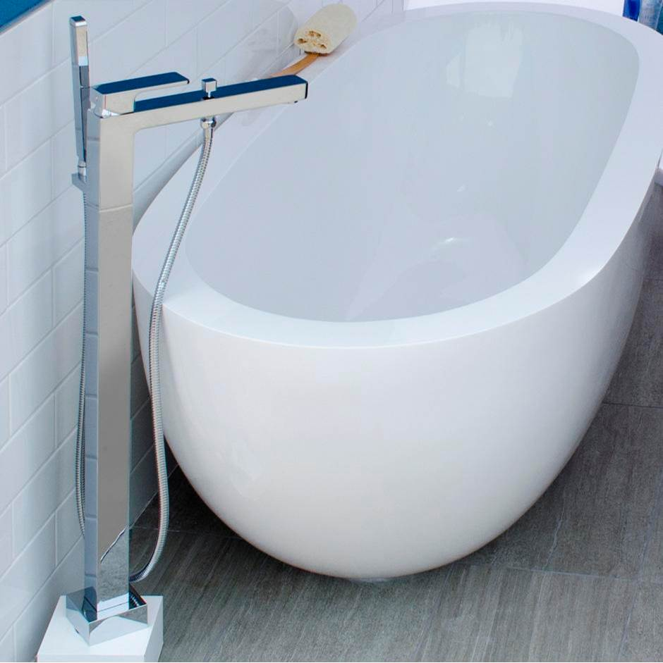 Lacava Roman Tub Faucets With Hand Showers | General Plumbing Supply ...