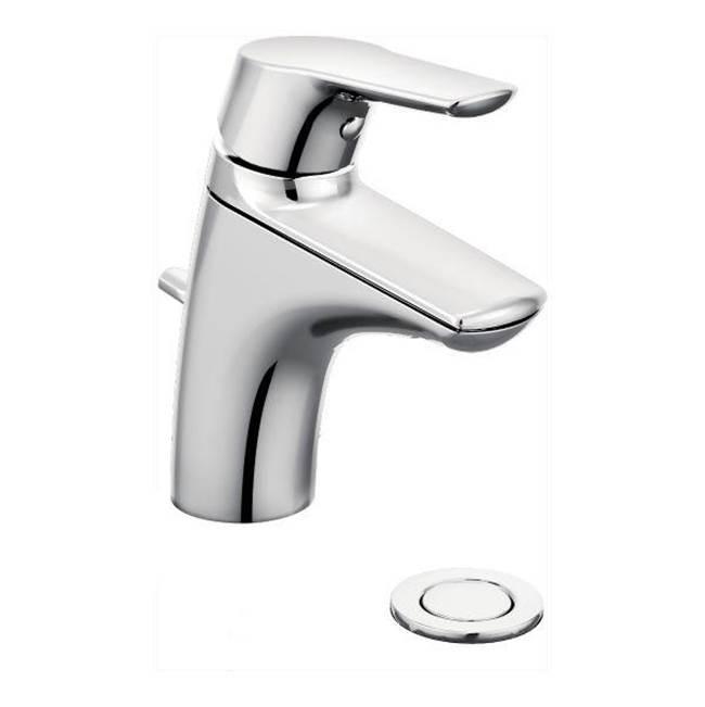 Moen Bathroom Sink Faucets Single Hole General Plumbing Supply