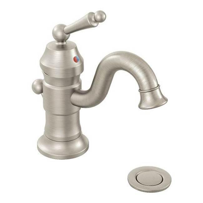 wish list - Moen Single Handle Bathroom Faucet