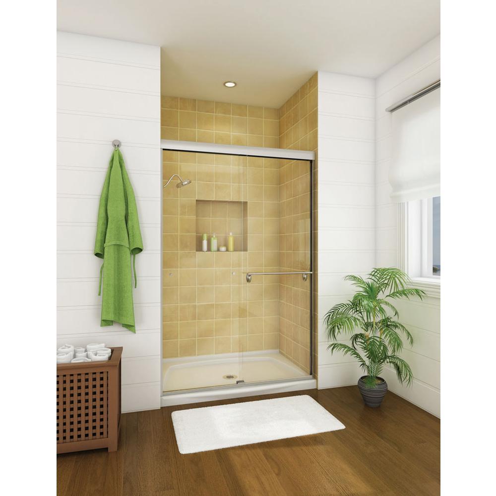 Maax Doors Amp Aura Sc 8 Mm Semi Frameless Sliding Shower Door