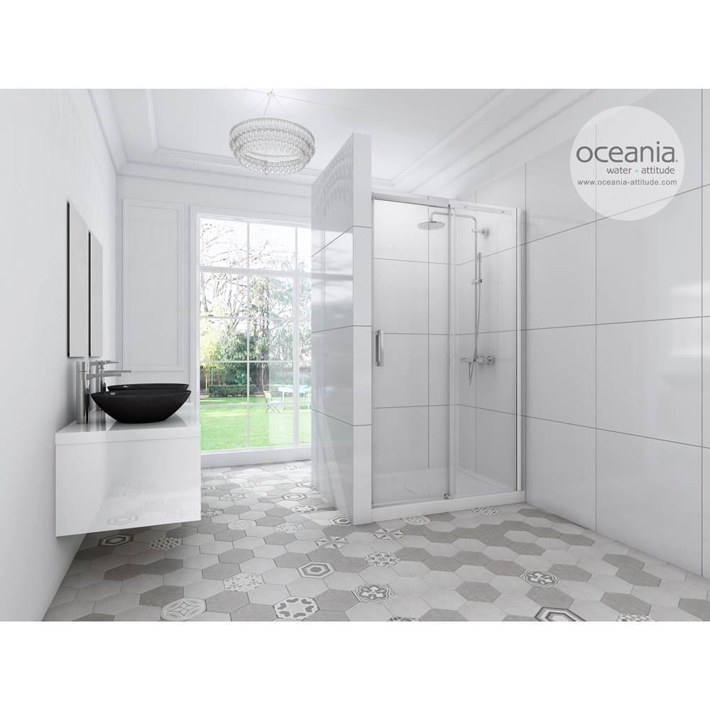 Shower door Oceania Baths Shower Doors | General Plumbing Supply ...