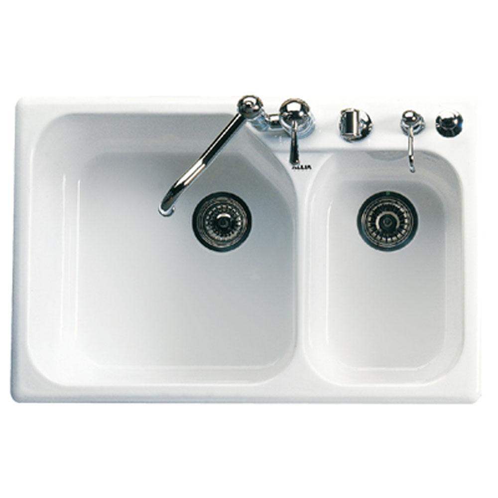 Sinks Kitchen Sinks Undermount | General Plumbing Supply - Walnut ...