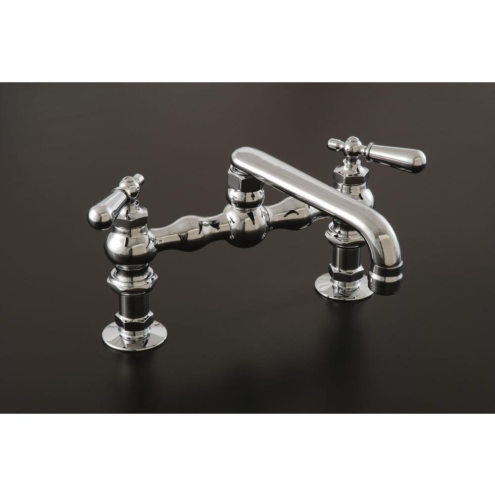 Kitchen Faucets Nickel Tones   General Plumbing Supply - Walnut ...