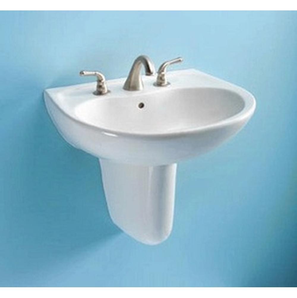 Sinks Bathroom Sinks Wall Mount | General Plumbing Supply - Walnut ...