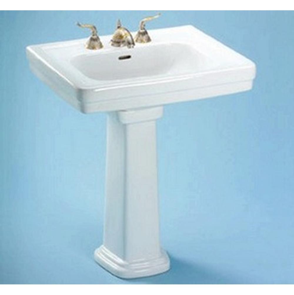 24 Pedestal Sink - Sink Ideas