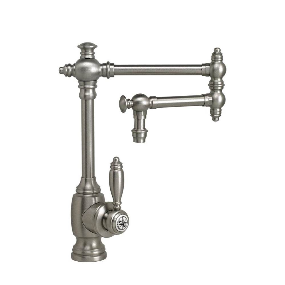 Waterstone Single Hole Kitchen Faucets item 4100-18-AMB