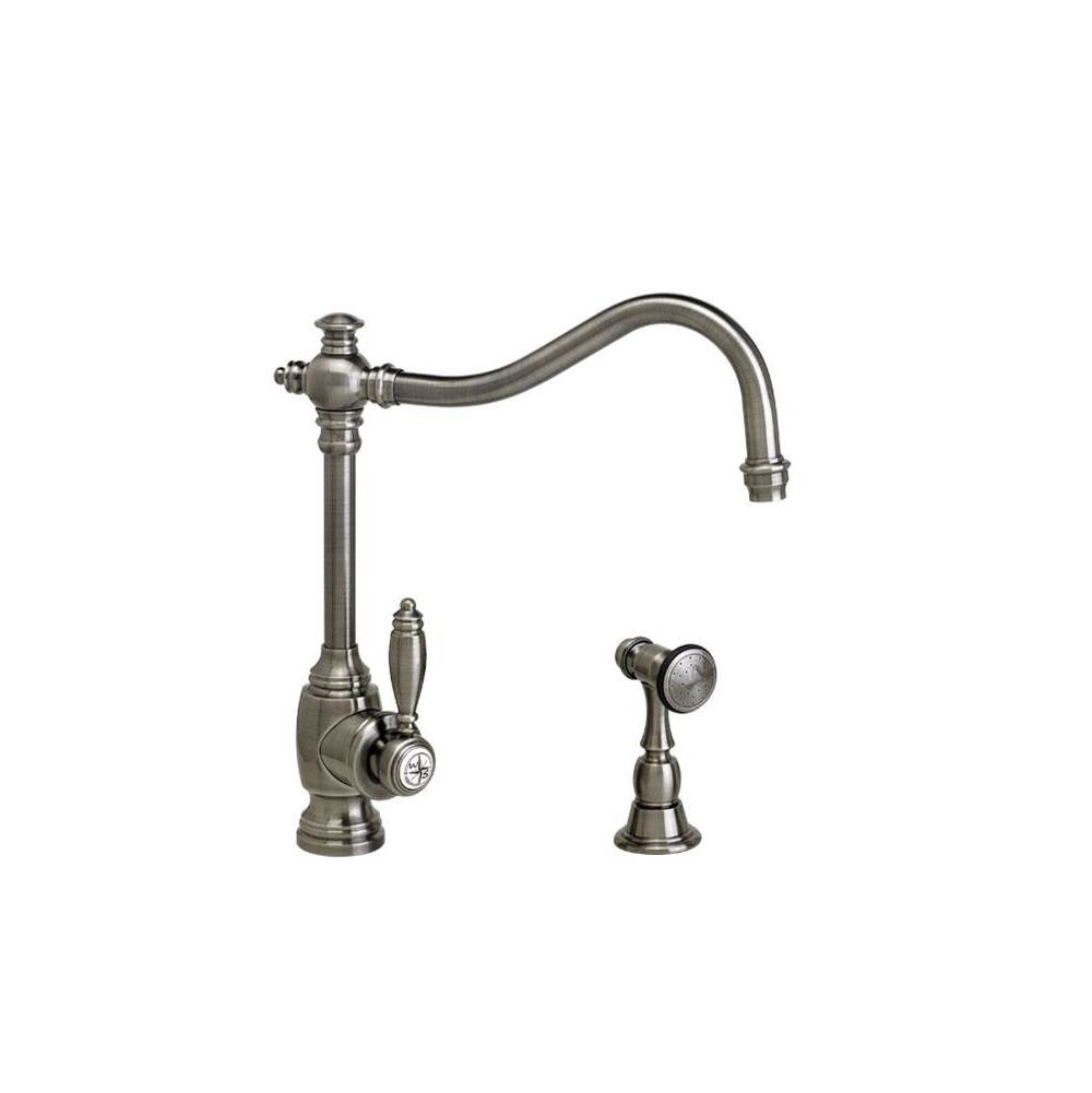 Waterstone Single Hole Kitchen Faucets item 4200-1-DAP