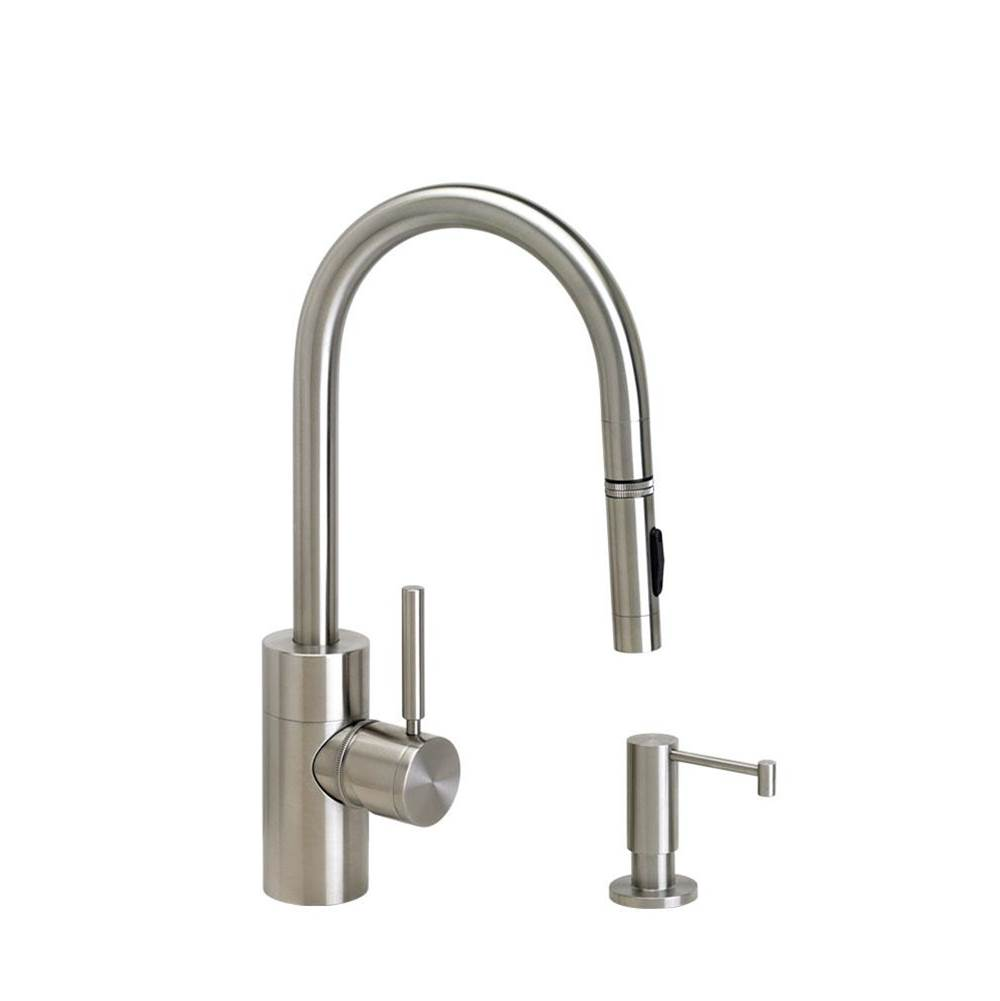 Waterstone Deck Mount Kitchen Faucets item 5900-2-DAC